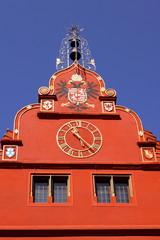 Altes Rathaus in FREIBURG im Breisgau