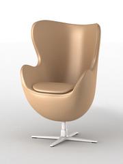 Кресло в стиле 70х_70s armchair