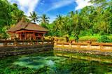 Fototapete Pool - Bali - Kultstätte