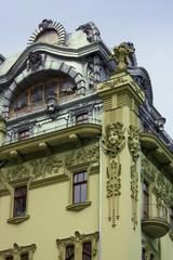 Building in Odessa, Ukraine