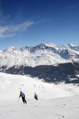 sciare a Lenzerheide