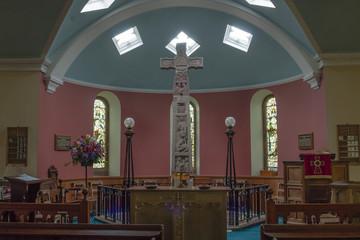 Religious, monument, Ruthwell Runic Cross