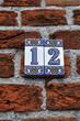Hausnummer 12