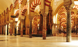 Cahedral-Mosque of Cordoba, in Spain