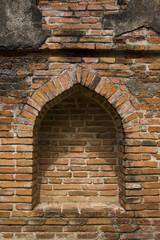 Brick slot
