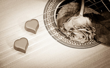 Music of two hearts