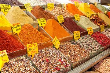 Bazar de las especias, Istanbul, Turquia