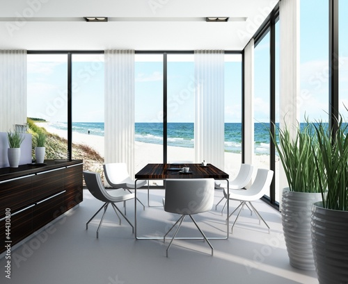 Modern Luxury Loft / Apartment by the sea