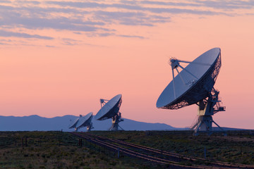 Radio Telescope - VLA
