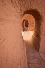 Doorway, Pecos National Historic Park