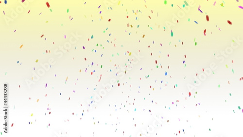 Falling Confetti Animation