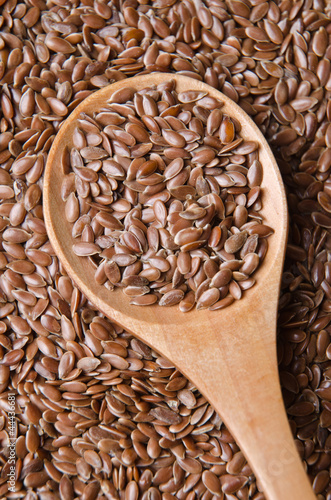 Heathy flax seeds