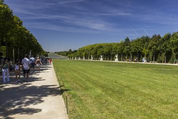 Giardini della Reggia di Versailles - Francia