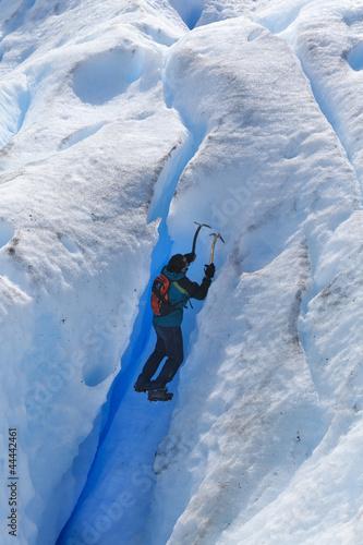 scalata sul ghiaccio,perito moreno,patagonia,argentina