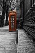 Fototapete Englisch - London - Straße