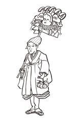 熊手(江戸)