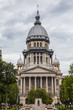 Illinois State House and Capitol Building in Springfield, IL