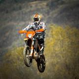 Fototapete Biker - Van - Motorsport