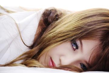 Beautiful Asian girl002