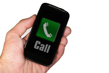 Smartphone calling