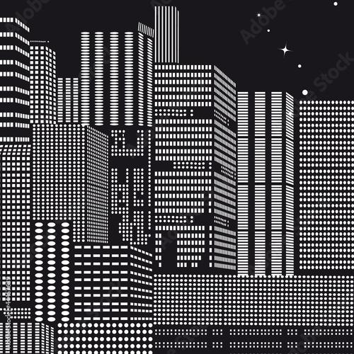 habitation, immeuble, étage, fenêtre, building, ville, © CECILE