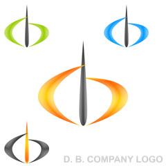 D. B. Company Logo