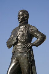 Statue of Horatio Nelson, Portsmouth