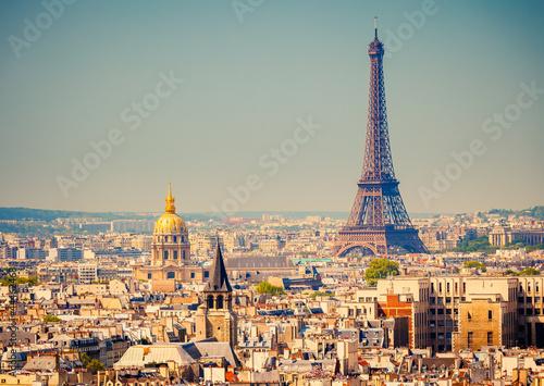 Obraz na Szkle Eiffel Tower