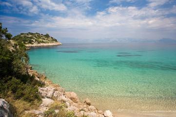Bucht Divna Kroatien