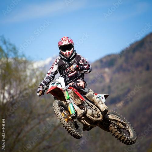 Foto op Plexiglas Motorsport free style motocross