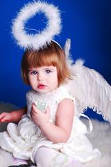 ангел маленький