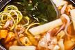 Japanese seafood soup