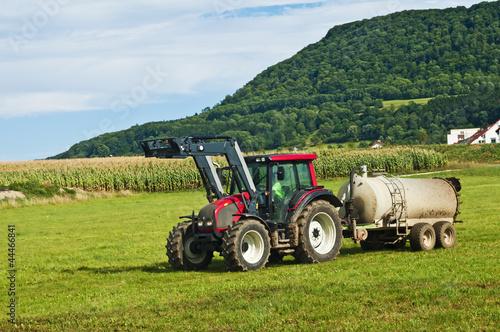 Fototapeten,traktor,trecker,bulk,landmaschine