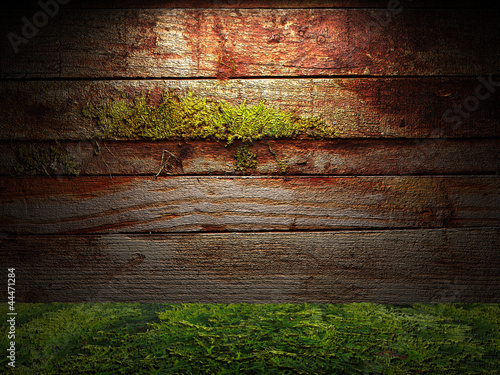 fototapete verwittert old wooden wall. Black Bedroom Furniture Sets. Home Design Ideas