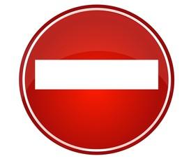 deadlock sign