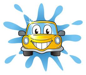 Car Service Splash