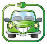 eCar Symbol