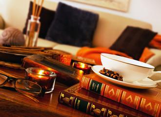 Lesen - Tee - Entspannung