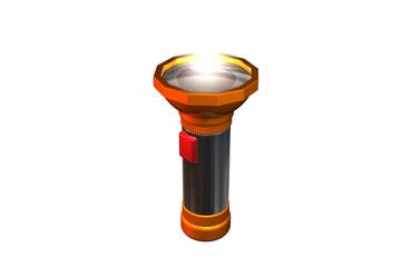 Taschenlampe O H