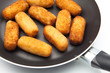 Croquettes fried
