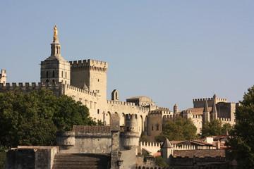 Papstpalast, Avignon, Frankreich