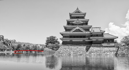 Matsumoto Castle,Japan.