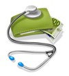portafogli stetoscopio