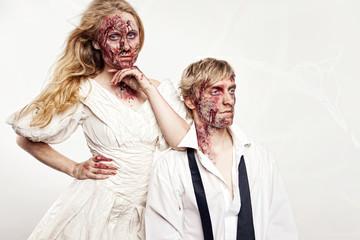 Zombie Hochzeit