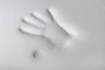 Impronta poliutetano termosensibile