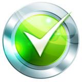 icône halo vert 20 poster