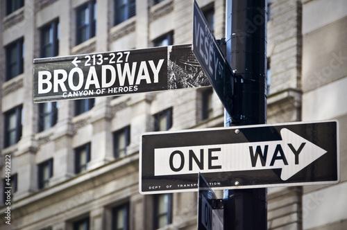broadway-zaloguj-sie-w-nowym-jorku