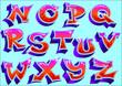 lettres Graffiti - NZ