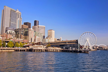 A beautiful view from pier66