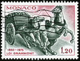 Stamp Loi Grammont